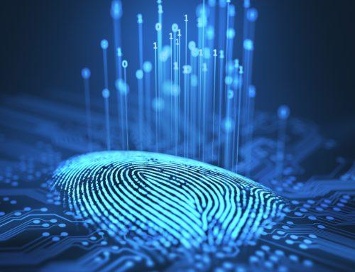 Arbeitszeiterfassung mittels Fingerprint