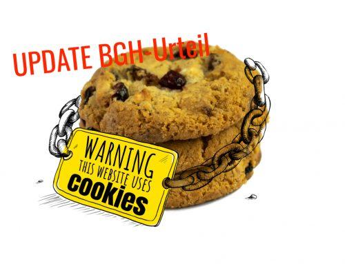BGH bestätigt: Einsatz von Marketing-Cookies nur mit aktiver Einwilligung datenschutzkonform
