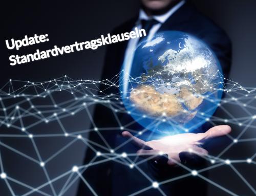 Update: Die neuen Standardvertragsklauseln – Rettungsanker für transatlantischen Datenverkehr